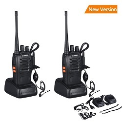 Talkies Walkies OCDAY Baofeng BF-888S