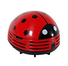Aspirateur de table 'coccinelle'