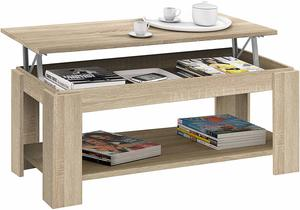 Table basse relevable Habitdesign 001639F
